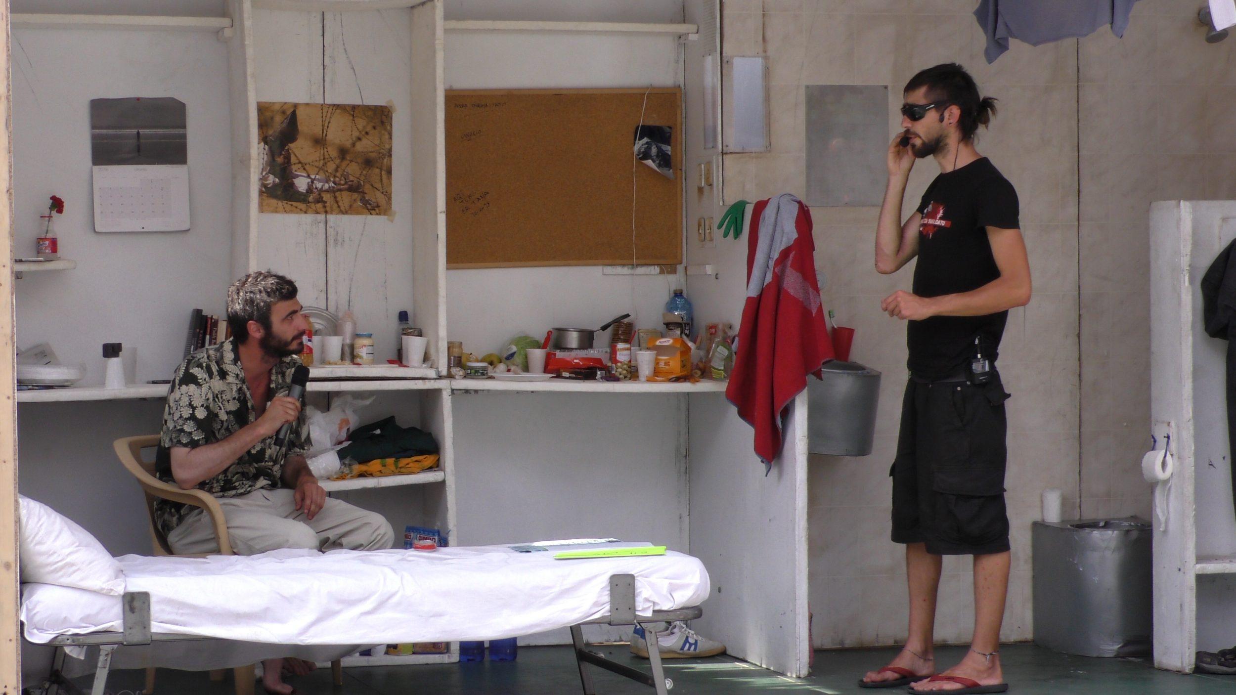 Entre rejas y fogones_Guerrilla Food Sound System